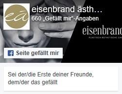 Eisenbrand Facebook